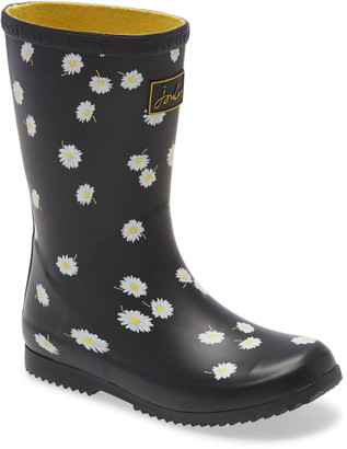 Joules Roll Up Welly Waterproof Rain Boot