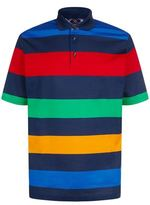 Paul & Shark Madras Trim Polo Shirt
