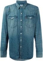 Levi's Barstow Western shirt - men - Cotton - L