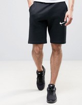 Nike Hybrid Shorts In Black 833941-010