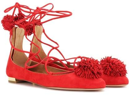 Aquazzura Sunshine ballerinas