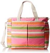 Le Sport Sac Ryan Baby Diaper Bag,Bahia Stripe,One Size by