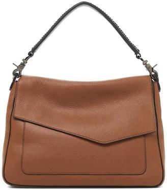 Botkier Cobble Hill Slouch Calfskin Leather Shoulder Bag