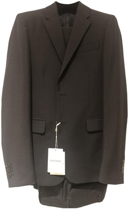 Valentino Navy Wool Suits
