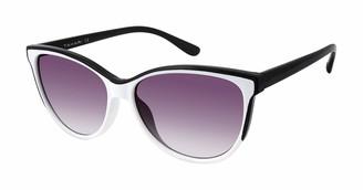 Tahari Women's Th777 UV Protective Cat-Eye Sunglasses