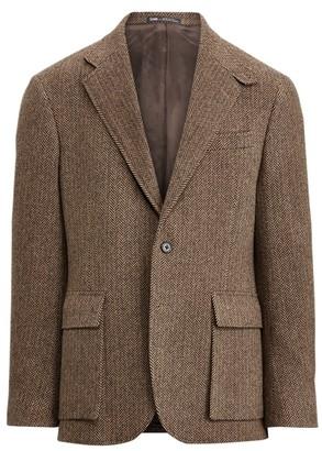 Ralph Lauren Herringbone Sport Coat