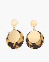Chico's Chloe Post Drop Earrings