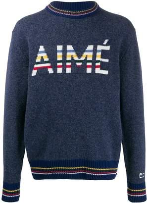 Woolrich x Aimé Leon Dore Sweater