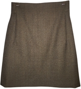Chloé Wool mini skirt