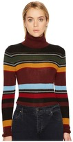 Levi's(r) Premium Levi's Premium - Premium Fine Gauge Turtleneck Women's Clothing