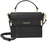 Calvin Klein Saffiano Top handle Crossbody