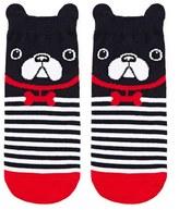 Forever 21 FOREVER 21+ Pug Ankle Socks