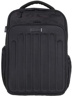 "Kenneth Cole Reaction Double Compartment Checkpoint-Friendly 15.6"" RFID Computer Backpack"