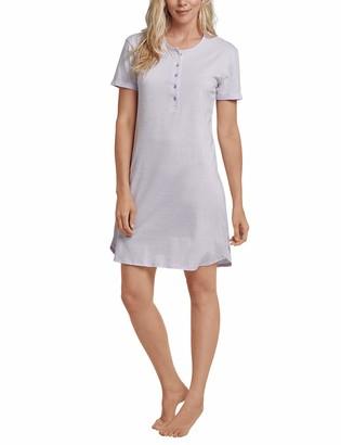 Schiesser Women's Sleepshirt 1/2 Arm 90-100cm Nightgown