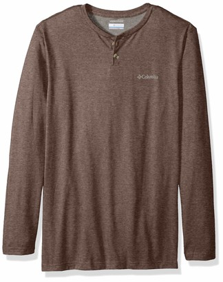 Columbia Men's Big and Tall Thistletown Park Big & Tall Henley