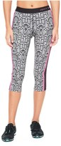Juicy Couture Compression Sporty Python Crop Legging