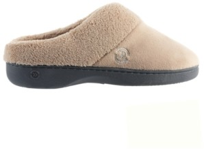 Isotoner Signature Isotoner Women's Mixed Microterry Clog Slippers, Online Only