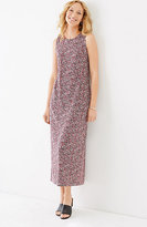 J. Jill Wearever Sleeveless Maxi Dress