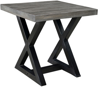 Worldwide Homefurnishings Worldwide Home Furnishings Zax Accent Table