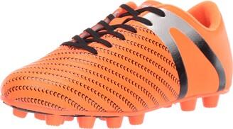 Vizari Baby Impact FG Orange/Silver Size 9 Soccer Shoe 9 Regular US Toddler