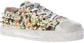 Gienchi studded lace up trainer