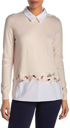 Ted Baker Serynna Layered Sweater