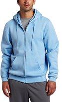 Soffe Men's Training Fleece Zip Hoodie Sweatshirt