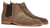 Hudson Tonti Suede Chelsea Boot Grey