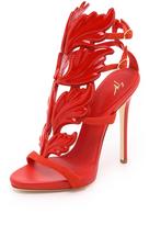 Giuseppe Zanotti Metal Wing Sandals