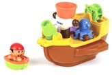 Tomy Aqua Fun Pirate Bath Ship
