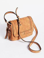 Free People Mila Vegan Crossbody