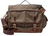 Fossil Defender Top Handle Messenger Bag