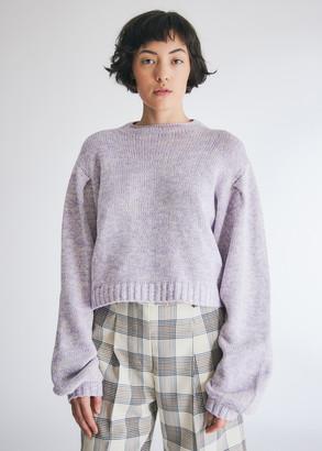Baum und Pferdgarten Women's Christea Sweater in Lavendar, Size Extra Small