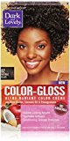 Soft Sheen Carson Dark and Lovely Color-Gloss Ultra Radiant Color Crème, Natural Black 02