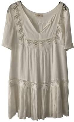 BA&SH Bash White Dress for Women