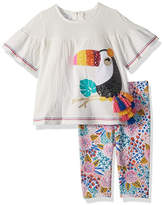 Mud Pie Toucan Tunic Set