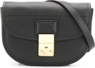 3.1 Phillip Lim Pashli Saddle mini belt bag