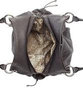 Bernini Giani Handbag, Collection Leather Top Zip Bag