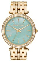 Michael Kors Women's 'Darci' Round Bracelet Watch, 39Mm