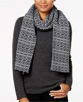 Charter Club Reversible Fair Isle Scarf, Created for Macy's