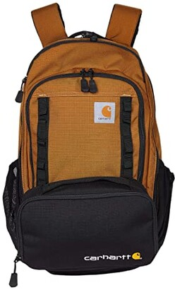 Carhartt Large Pack Winsulated Pouch Brown) Backpack Bags