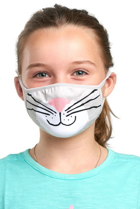 Hatley Cat Youth Reusable Face Mask