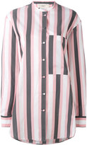 Ports 1961 striped shirt - women - Cotton/Cupro - 38