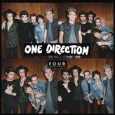 "Sony One Direction ""Four"" Vinyl LP"