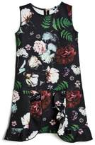 GUESS Girl's Floral Print Dress (7-16)