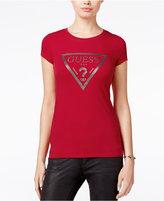GUESS Metallic Graphic T-Shirt