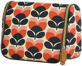 Orla Kiely Flower Stripe Hanging Wash Bag