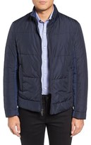 Zachary Prell Quilted Zip Front Jacket
