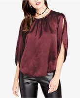 Rachel Roy Julia Split-Sleeve Top, Created for Macy's