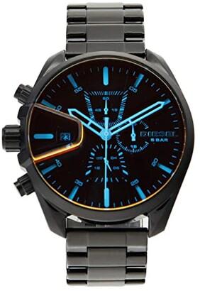 Diesel MS9 Chrono - DZ4489 (Black) Watches